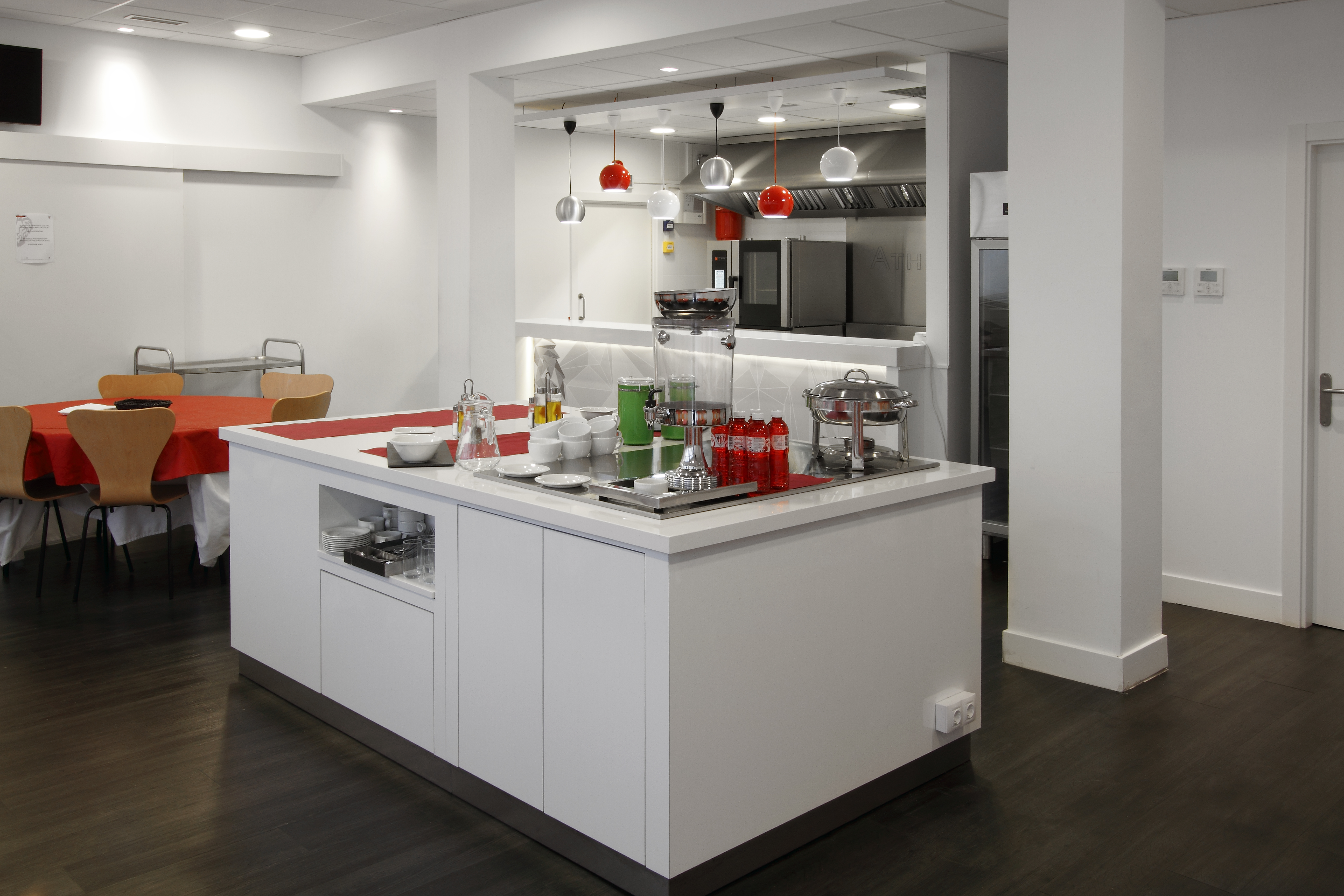 Fagor Industrial Fits Out The Champions League Kitchen Of